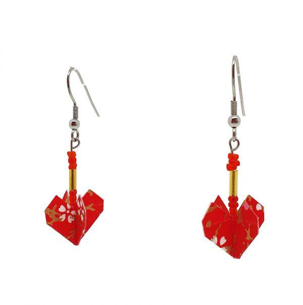 boucles-oreilles-origami-coeur-rouge-a
